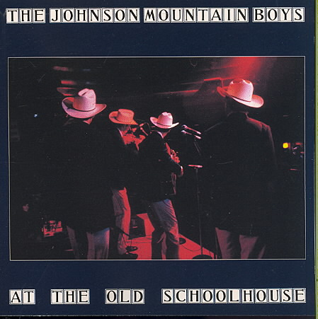 AT THE OLD SCHOOLHOUSE BY JOHNSON MOUNTAIN BOY (CD)